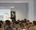 Лекция в Минске