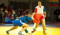 Чемпионат мира по Самбо в Риге