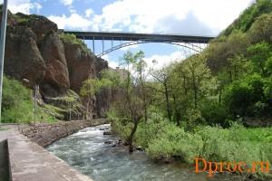 Мост в Джермуке