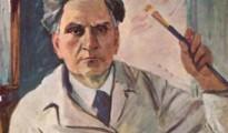 Мартирос Сарьян. Автопортрет 1925