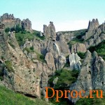 Пещерный город. Горис