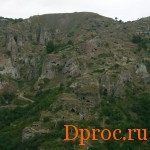 Село Хндзореск. Горис