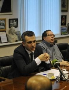Араик Степанян ответственный секретарь Академии геополитических проблем, кандидат философских наук