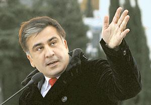 Саакашвили стремительно теряет власть
